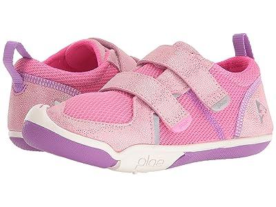 PLAE Ty (Toddler/Little Kid) (Pink/Dewberry) Girl