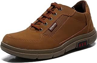 Provogue Men's Tan Casual Sneakers