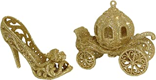 Best glass carriage ornament Reviews