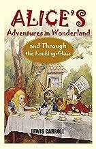 لمغامرات Alice in Wonderland و من خلال looking-glass