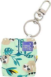 Bambino Mio, minisolo (porte-clé couche), paresseux