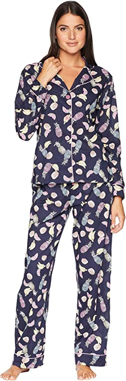 Playful Prints Fruit PJ Set