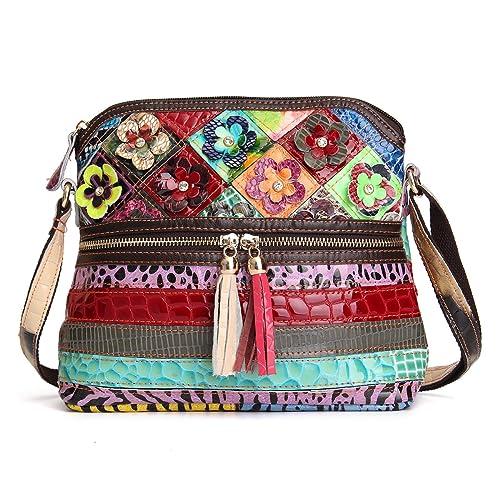 Flower Handbag  Amazon.co.uk b6da842d5a413
