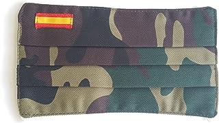 Pack 2 mujer camuflaje bandera de España