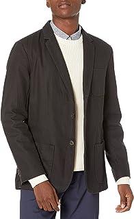 Men's Standard-Fit Linen Blazer