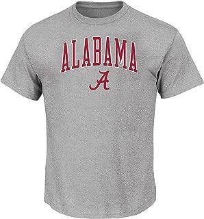 NCAA Men's Big and Tall Short Sleeve Cotton Tee Shirt