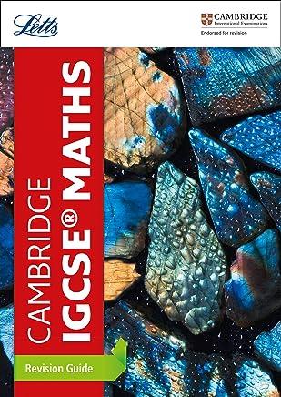 Cambridge IGCSE™ Maths Revision Guide (Letts Cambridge IGCSE™ Revision) (English Edition)
