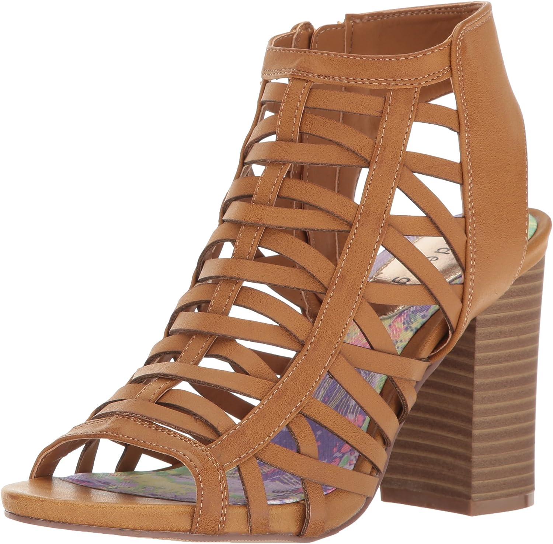 Madden girl Womens Raaye Dress Sandal