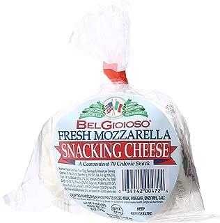 Belgioioso, Fresh Mozzarella Snacking Cheese, 6 oz