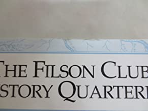 THE FILSON CLUB HISTORY QUARTERLY Vol. 69, July 1995, No. 3