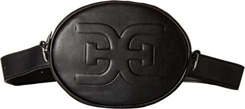 real leather belt bag