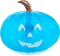 """Teal Pumpkin 15"""" Inflatable for Halloween Party Decorations - Blow Up Indoor / Outdoor Jack O Lantern Decor - Official Tea..."""