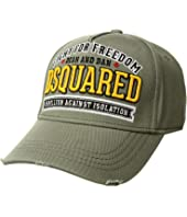DSQUARED2 - Fight For Freedom Baseball Cap