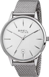Orologio Breil collezione AVERY movimento solo tempo - 3h quarzo e MESH acciaio da Uomo