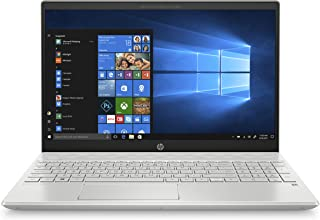 HP 15-cs3002ne Pavilion 15.6 inches WLED Laptop (Silver) - Intel i7-1065G7 3.9 GHz, 16 GB RAM, 512 GB SSD, NVIDIA GeForce GTX 1050, Windows 10 Home