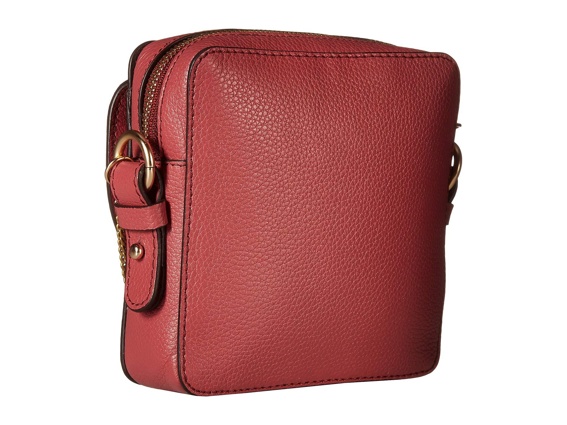 Chloe By See Bag Mini Pink Rusty Camera Joan wH55qFg