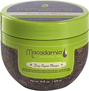 Macadamia Natural Oil Deep Repair Masque, 16 FL OZ