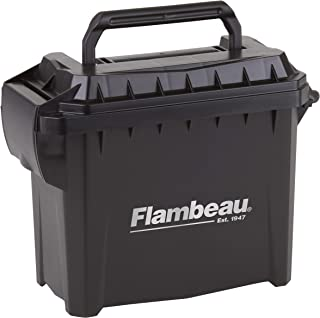 Flambeau Outdoors 5415MC Mini Ammo Can, Portable Ammo Storage