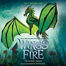 Poison Jungle: Wings of Fire, Book 13