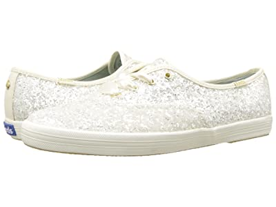 Keds x kate spade new york Champion (Cream Glitter) Women