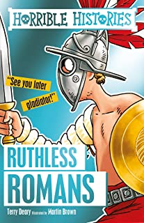 Best Horrible Histories: Ruthless Romans Review