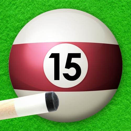 15-Ball Pool & Billiards