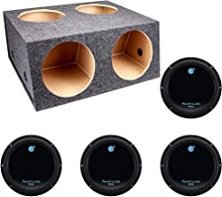 Best box for 4 10 inch subs Reviews