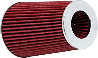 K&N Universal Clamp-On Air Filter: High Performance, Premium, Washable, Replacement Filter: Flange Diameter: 4 In, Filter ...