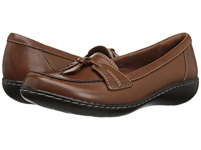 Clarks Ashland Bubble (Tan Leather) Women