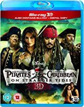 Pirates of the Caribbean: On Stranger Tides [Blu-ray 3D-Blu-ray]
