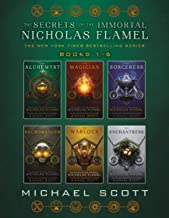 The Secrets of the Immortal Nicholas Flamel Complete Collection (Books 1-6): The Alchemyst; The Magician; The Sorceress; T...