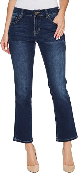Jag Jeans - Haven Ankle Flare Platinum Denim in Bucket Blue