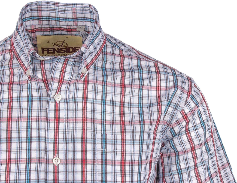 Fenside Country Clothing Halton - Camisa de verano de manga ...