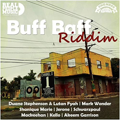 Buff Baff Riddim (Real People Music Presents) by Various