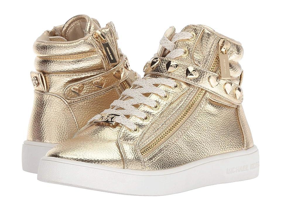 MICHAEL Michael Kors Kids Ivy Rox (Little Kid/Big Kid) (Gold) Girl
