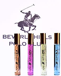 Beverly Hills Polo Club Beverly Hills Polo Club Womens Series Collection - Gifting Pack, 16 ml