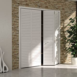 Best mirrored louvered doors Reviews