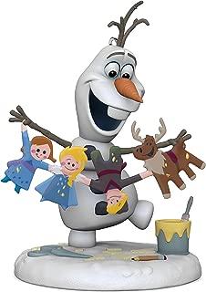 Hallmark Keepsake 2017 Disney Olaf's Frozen Adventure Christmas Ornament