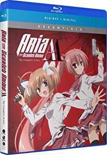Aria the Scarlet Ammo AA - The Complete Series [Blu-ray]