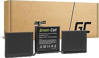 Green Cell Bateria A1713 do Laptopa Apple MacBook Pro 13 A1708 (2016, 2017, 2 Thunderbolt Ports) (4780mAh 11.26V)