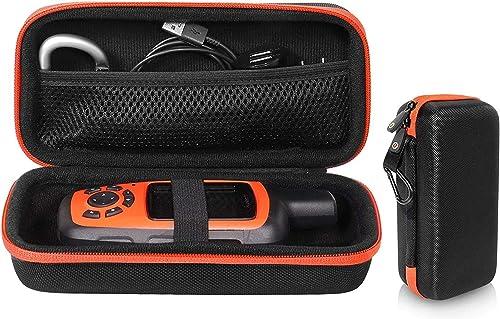 wholesale getgear GPS Unit Case for popular Garmin inReach Explorer+, Handheld Satellite Communicator, Built in mesh Accessory Pocket, Elastics 2021 Secure Strap online sale