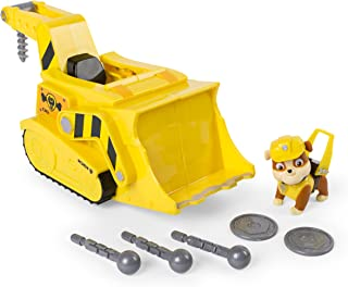 Paw Patrol – Flip & Fly Rubble, 2-in-1 Transforming Vehicle