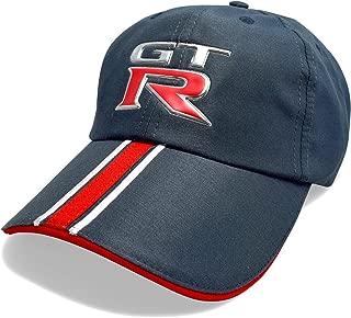 Nissan GT-R Liquid Metal Black Baseball Cap