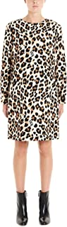Boutique Moschino Luxury Fashion Womens A041258521009 Multicolor Dress | Fall Winter 19