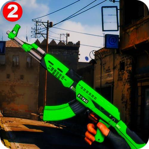 New Shooting Games 2020: New Gun Games Offline