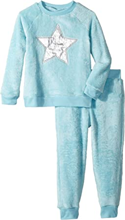 0dddbb6a28 Blue. 30. Us Angels. Reversible Sequins Velour Set (Toddler/Little Kids)