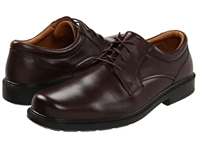 Hush Puppies Strategy (Brown Leather) Men