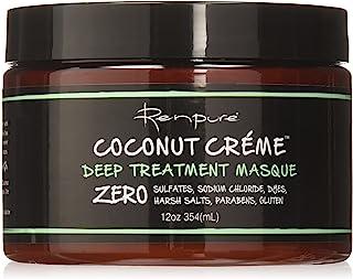 Renpure Coconut Creme Deep Treatment Masque, 12 Ounce