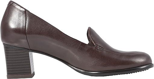 Dark Brown Soft Nappa Leather