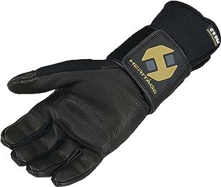 Heritage Pro 8.0 Bull Riding Glove (Black)